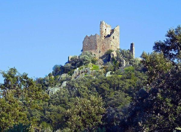 Le château de Grimaud 066e3a37