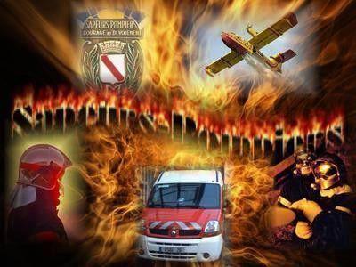 Top fond ecran pompier JO61