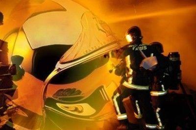fond ecran pompier