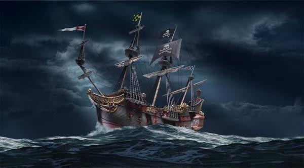 bateau pirate wallpaper - photo #11