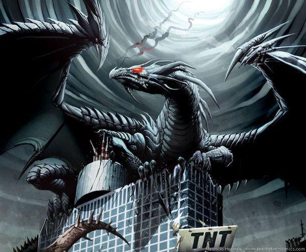Les dragons  - Page 2 Fa6d8356