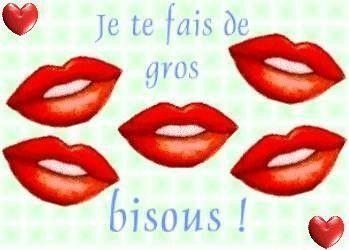 Gifs bisous page 9 - Dessiner un bisou ...