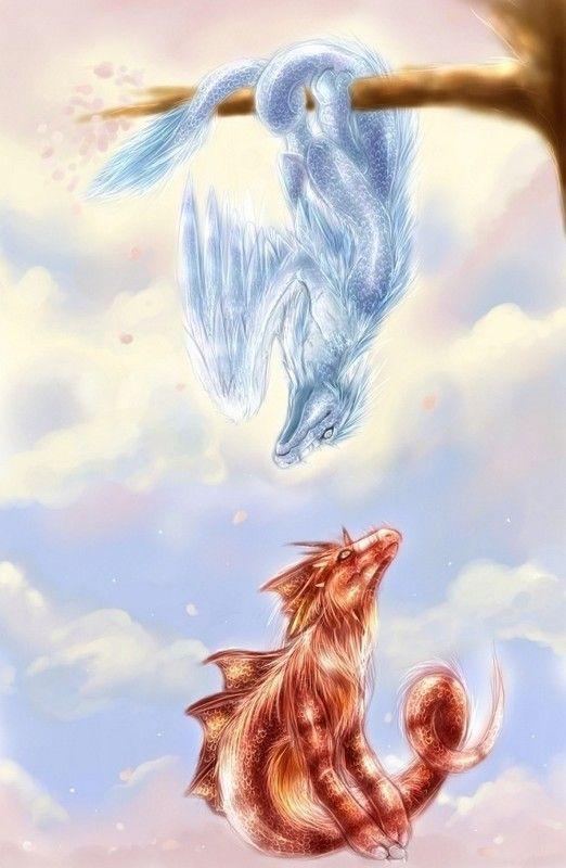 Les dragons  - Page 2 Fc8e9cbc