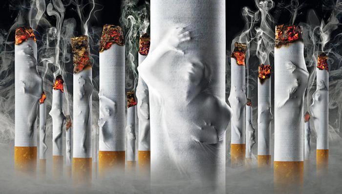 Quaccepter après a cessé de fumer
